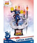 MARVEL COMICS: D-STAGE - CAPTAIN MARVEL