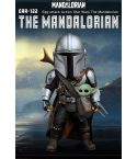 THE MANDALORIAN EGG ATTACK ACTION