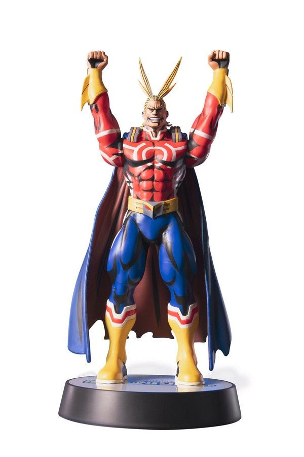 MY HERO ACADEMIA: ALL MIGHT SILVER AGE 11 PVC STATUE