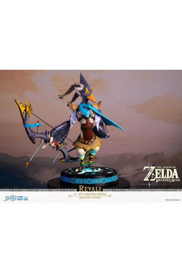 THE LEGEND OF ZELDA:  BREATH OF THE WILD  REVALI   COLLECTOR'S EDITION