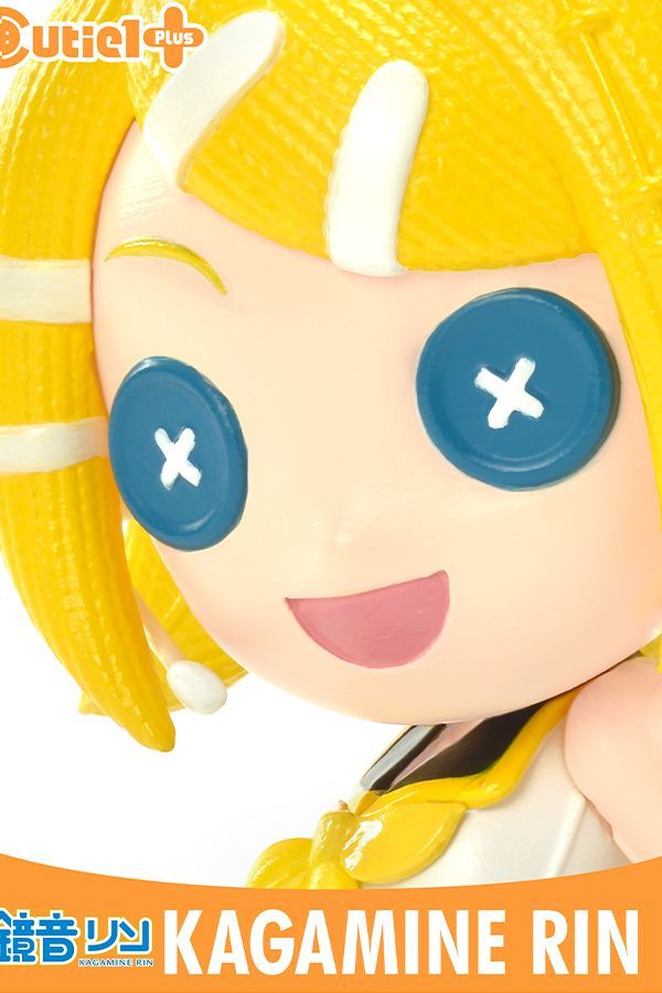 KAGAMINE RIN CUTIE 1 PLUS PIAPRO  CHARACTER
