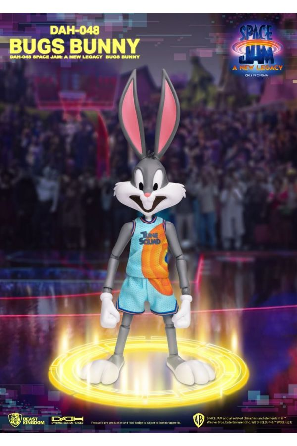 A NEW LEGACY BUGS BUNNY