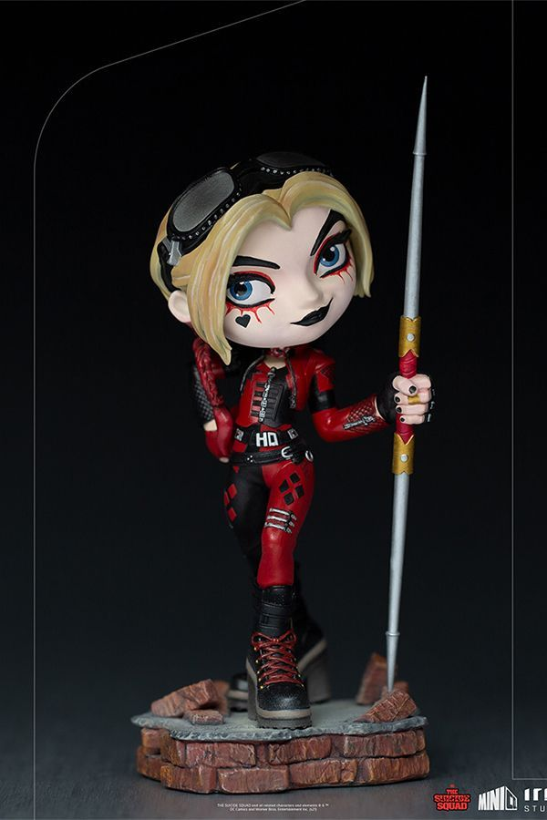 HARLEY QUINN THE SUICIDE SQUAD MIINICO