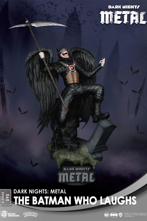 DARK NIGHTS METAL THE BATMAN WHO LAUGHS