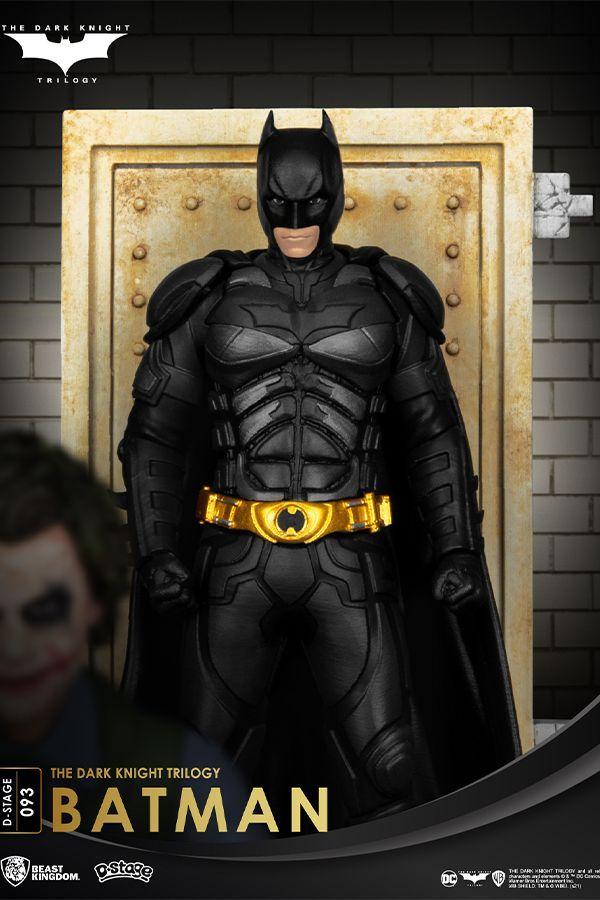 THE DARK KNIGHT TRILOGY-BATMAN