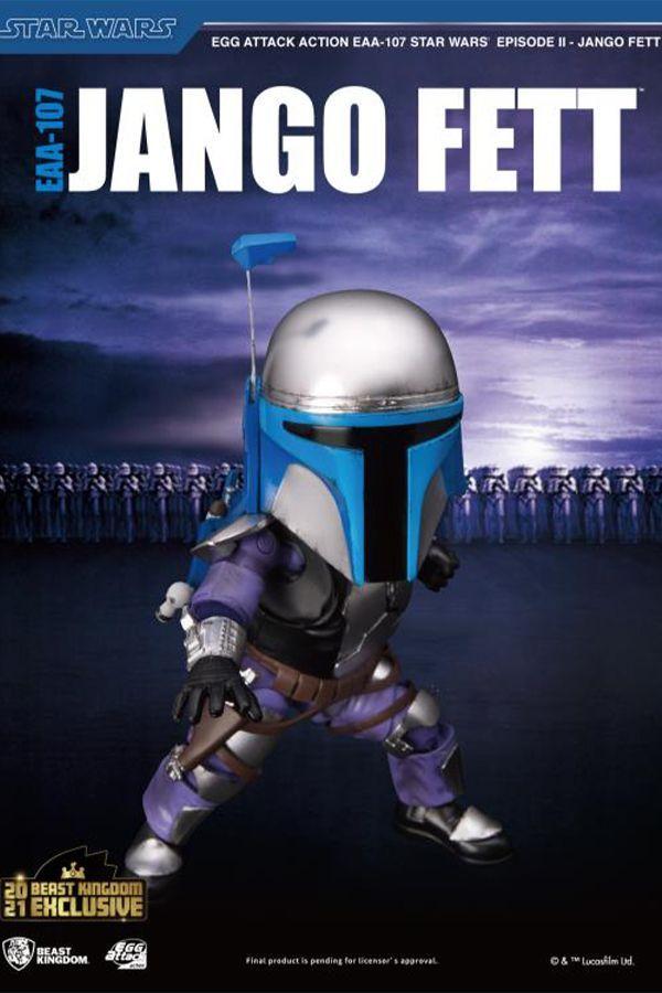 STAR WARS EP II JANGO FETT