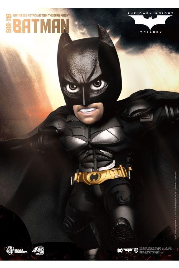 THE DARK KNIGHT BATMAN EGG ATTACK ACTION FIGURE