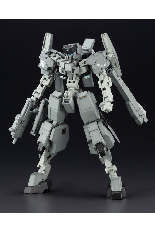 FRAME ARMS: TYPE 34 MODEL1B JIN-RAI WITH ASSAULT UNIT