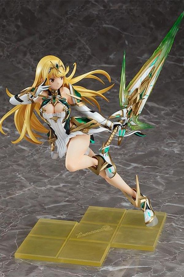 XENOBLADE  CHRONICLES 2 : MYTHRA