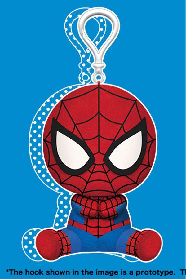 SPIDER- SPIDER-MAN PITANUI PLUSH TOY