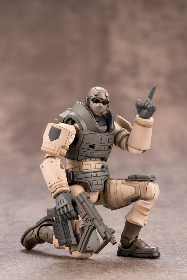 HEXA GEAR EARLY GOVERNOR Vol.1 MODEL KIT