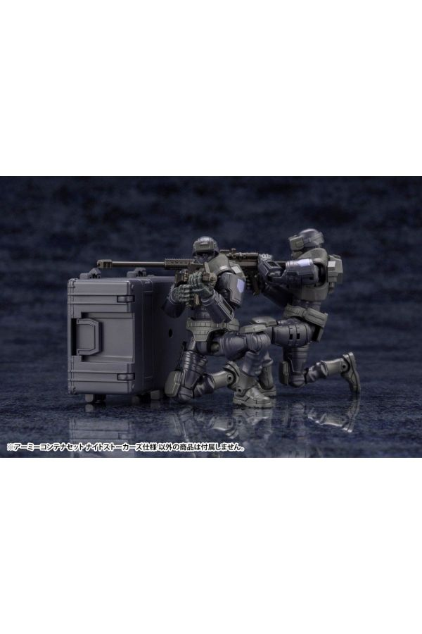 ARMY CONTAINER SET NIGHT STALKERS VER
