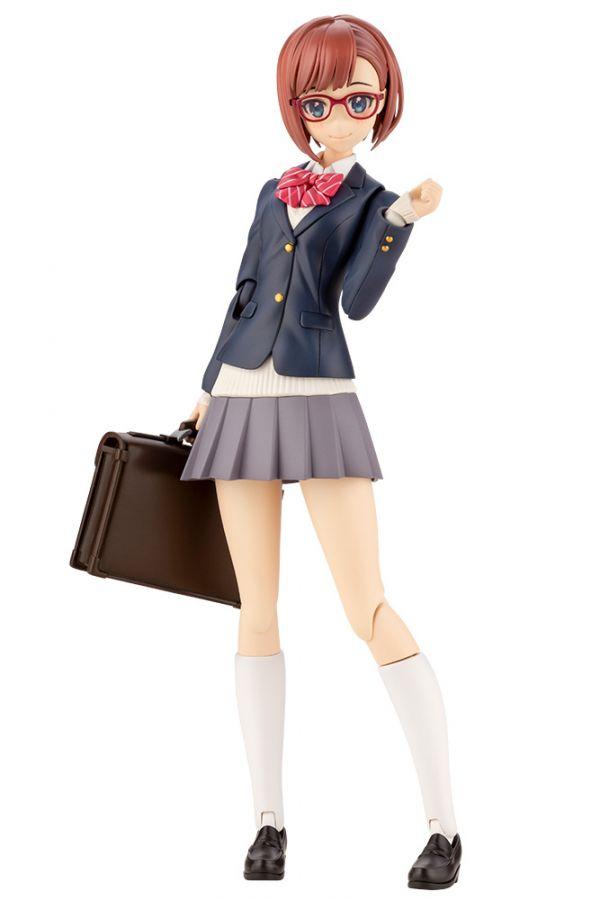 SOUSAISHOJOTEIEN KOYOMI TAKANASHI【RYOBU HIGH SCHOOL WINTER CLOTHES】