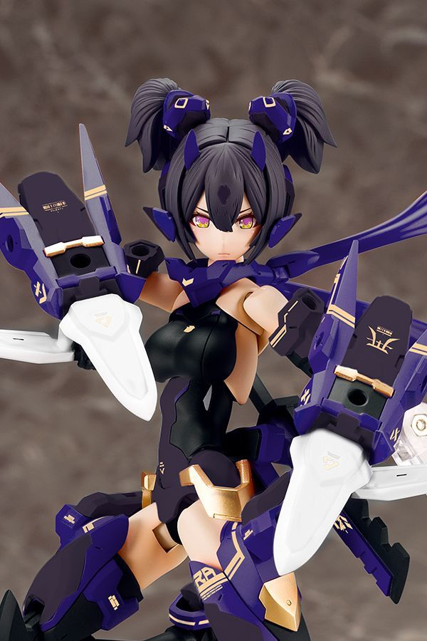 MEGAMI DEVICE ASRA NINJA SHADOW EDITION MODEL KIT