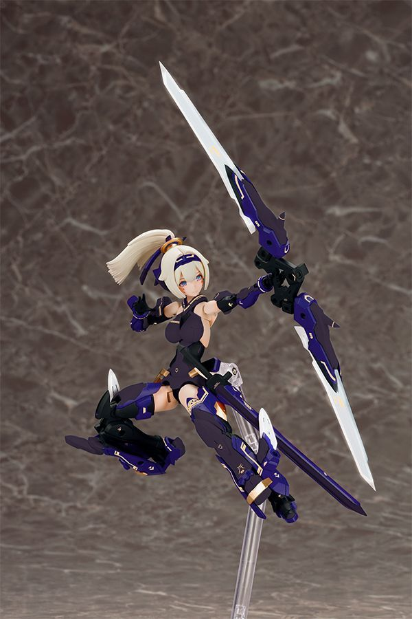 MEGAMI DEVICE ASRA ARCHER SHADOW EDITION MODEL KIT