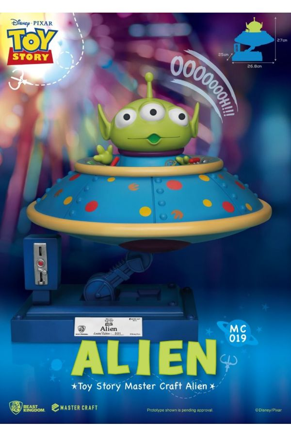 TOY STORY: MASTER CRAFT - ALIENS