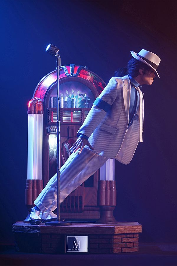 MICHAEL JACKSON SMOOTH CRIMINAL  1/3 SCALE STATUE : DELUXE EDITION