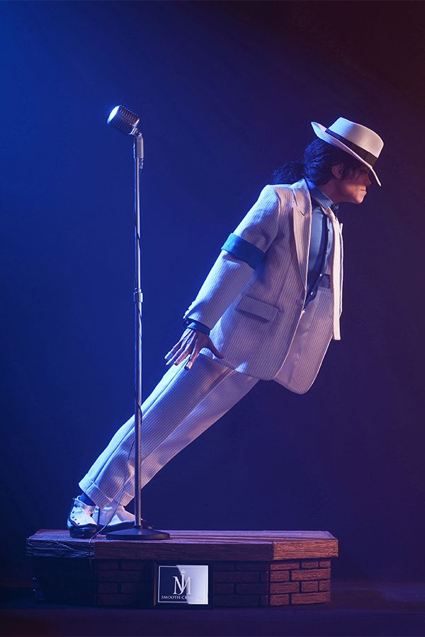 MICHAEL JACKSON SMOOTH CRIMINAL  1/3 SCALE STATUE : STANDARD EDITION