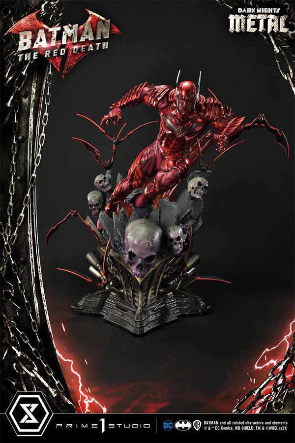 DC DARK NIGHTS: METAL THE RED DEATH