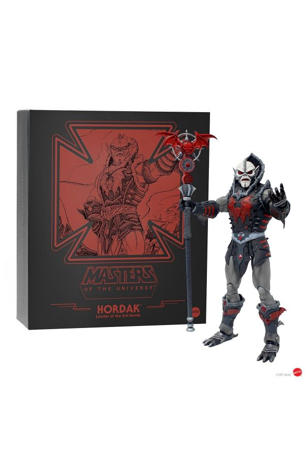 MASTERS OF THE UNIVERSE HORDAK 1/6TH SCALE FIGURE