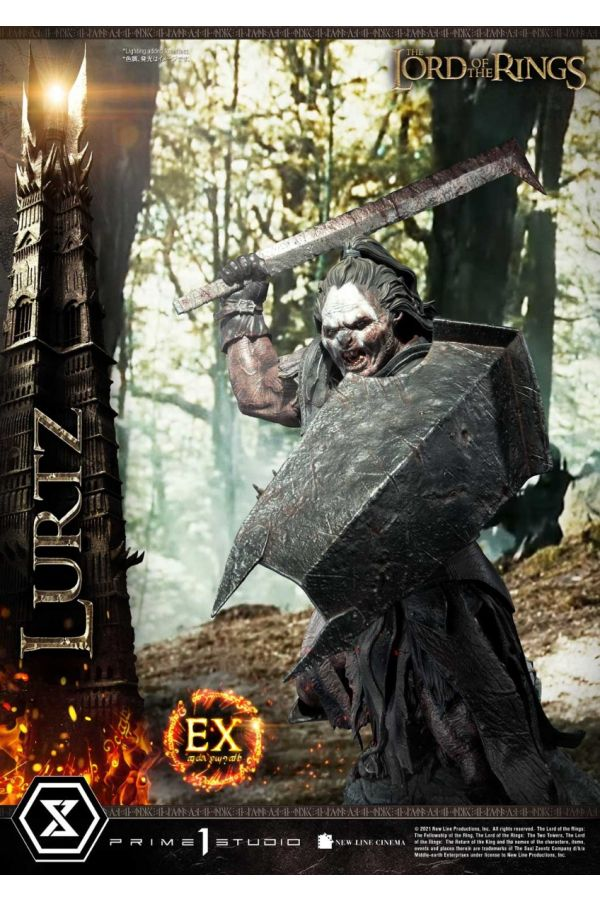 THE LORD OF THE RINGS LURTZ (EXCLUSIVE EDITION)