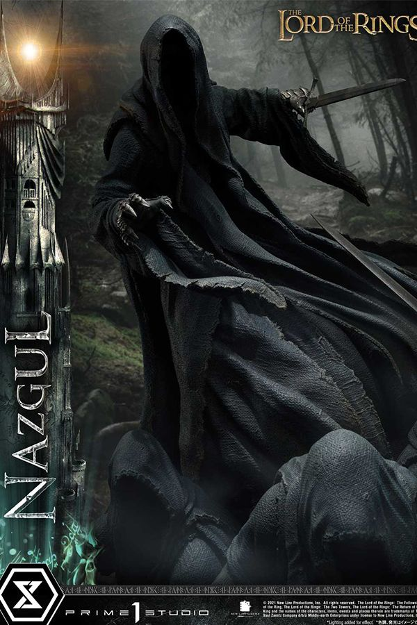 NAZGUL THE LORD OF THE RINGS