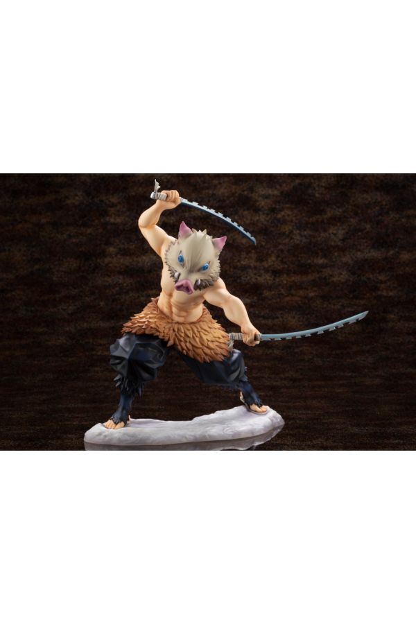 DEMON SLAYER ARTFX J INOSUKE HASHIBIRA