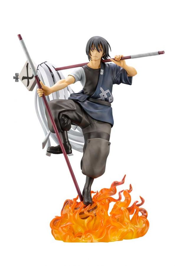 FIRE FORCE ARTFX J SHINMON BENIMARU
