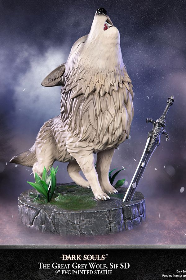 THE GREAT GREY WOLF SIF STANDARD EDITION
