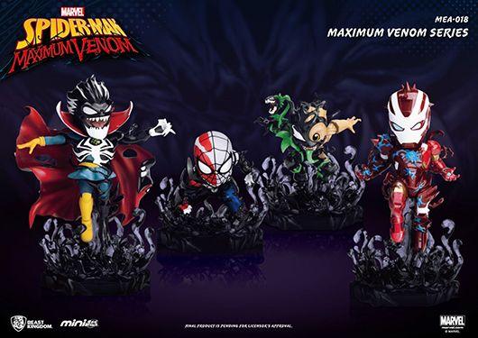 Mini Egg Attack Maximum Venom Venomized Bundle